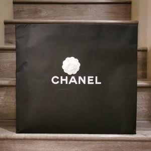 Chanel Paper Shopping Bag